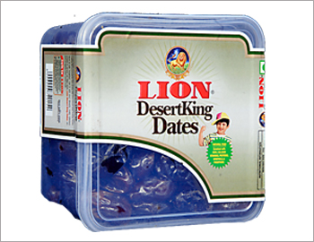 LION Dates (1kg); A kilo of the finest, juicy and seedless dates - fit for any occasion.