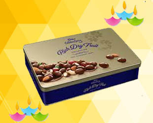 Cadbury Celebrations Rich Dry Fruit Chocolate Collection - 120 Gm: Chocolate gifts are not just for the holiday season , but make an amazing gifts for this diwali