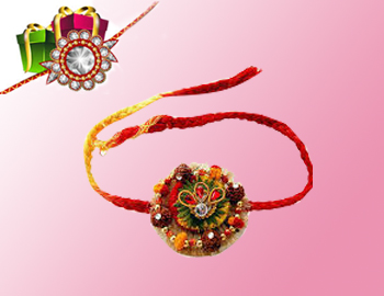 Traditional Rakhi: Let your adorable brother feel extra special on Raksha Bandhan as you surprise him with this Traditional Rakhi