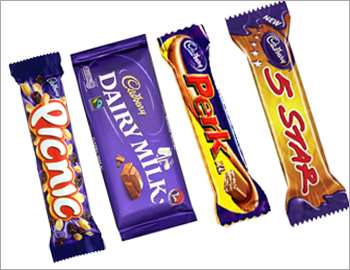 Cadbury-s Hamper; An assortment of five different Cadbury-s - Dairy Milk (42gms), Perk Wafer (23 gms), Picnic Nut (26 gms), Five Star (33 gms).